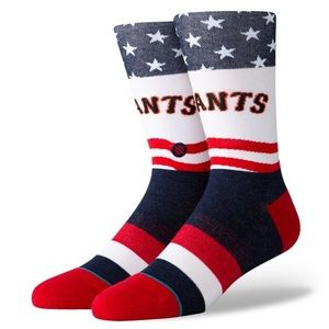 STANCE Youth Giants Stars And Bars YL Socks